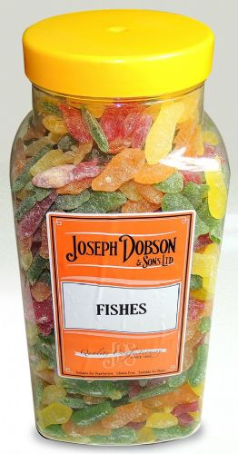 R66 JAR DOBSONS FISHES 2.72KG